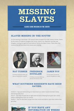 Missing Slaves