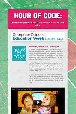 Hour of Code:
