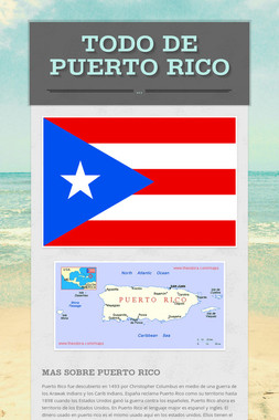 Todo de Puerto Rico