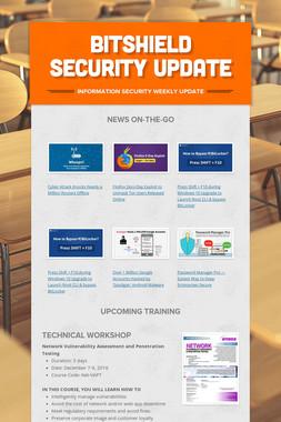 BitShield Security Update