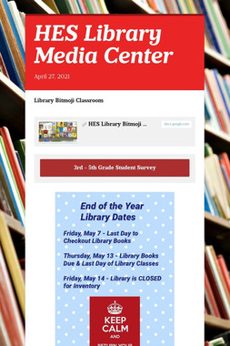 HES Library Media Center