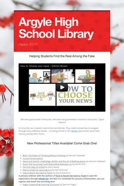 Argyle High School Library