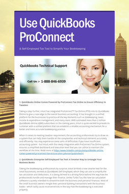 Use QuickBooks ProConnect