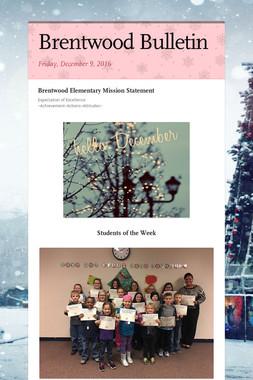 Brentwood Bulletin