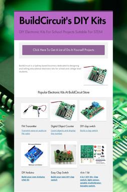 BuildCircuit's DIY Kits