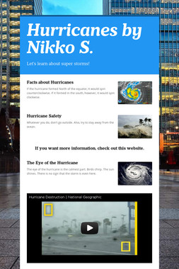 Hurricanes by Nikko S.
