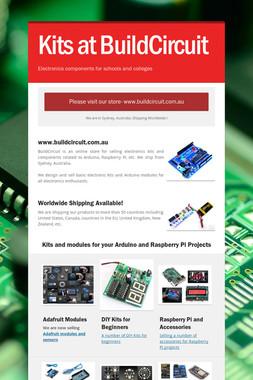 Kits at BuildCircuit