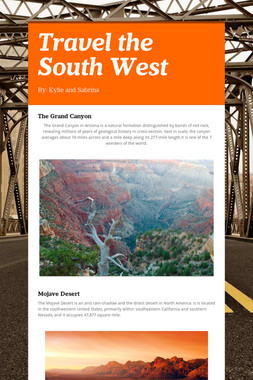 Travel the South West