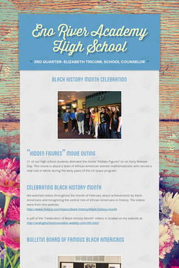 Eno River Academy High School