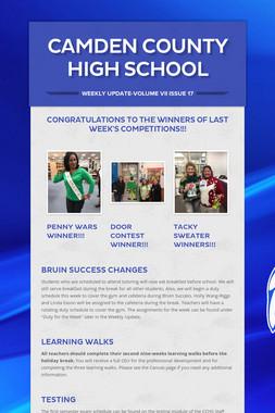 Camden County High School