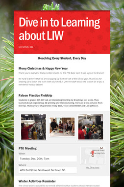 Dive in to Learning about LIW