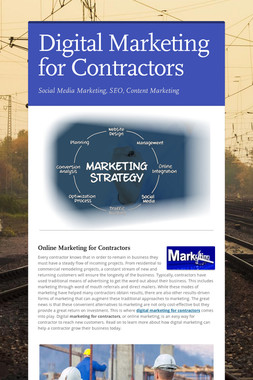 Digital Marketing for Contractors