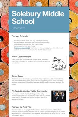 Solebury Middle School