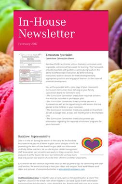 In-House Newsletter