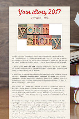 Your Story 2017