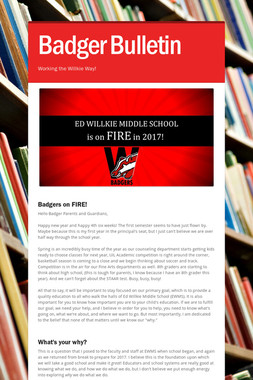 Badger Bulletin