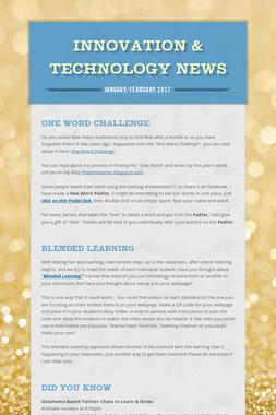 Innovation & Technology News