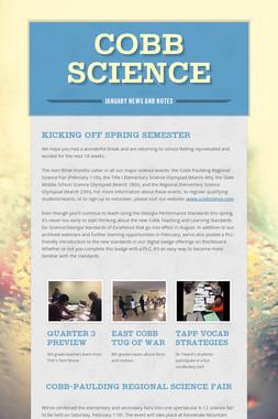 Cobb Science