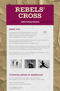 Rebels' Cross