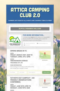 Attica Camping Club 2.0