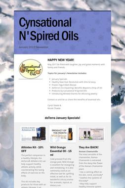 Cynsational N'Spired Oils