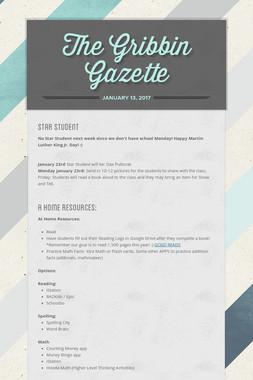 The Gribbin Gazette