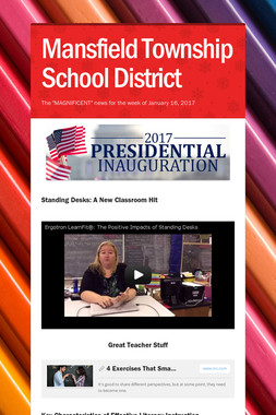 Mansfield Township School District