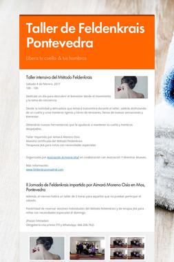 Taller de Feldenkrais   Pontevedra