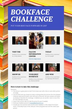 BOOKFACE CHALLENGE