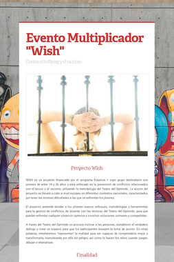 "Evento Multiplicador ""Wish"""