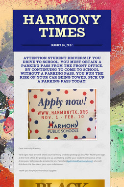 Harmony Times