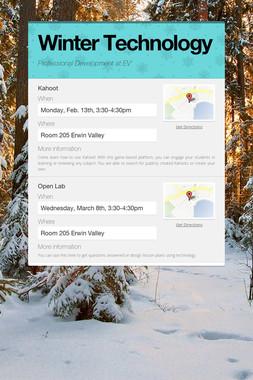 Winter Technology