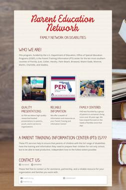 Parent Education Network