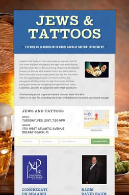 Jews & Tattoos