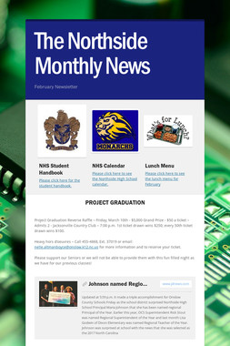 The Northside Monthly News