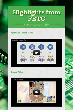 Highlights from FETC