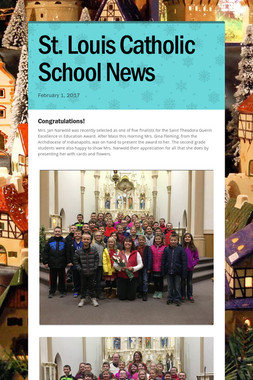 St. Louis Catholic School News