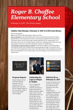 Roger B. Chaffee Elementary School