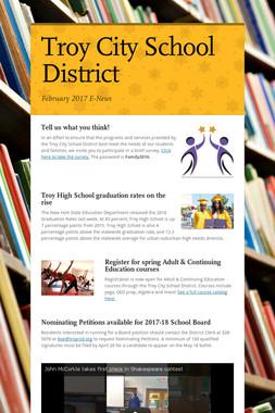Troy City School District