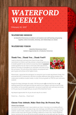 WATERFORD  WEEKLY
