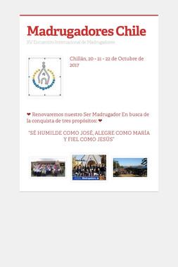 Madrugadores Chile