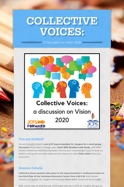 COLLECTIVE VOICES: