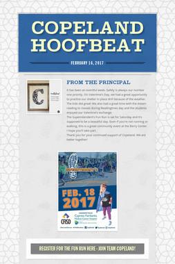Copeland Hoofbeat