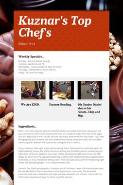 Kuznar's Top Chef's