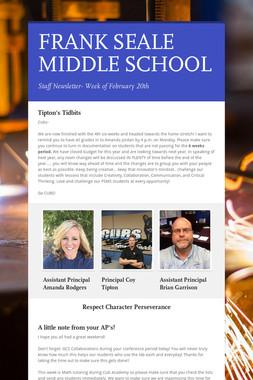FRANK SEALE MIDDLE SCHOOL