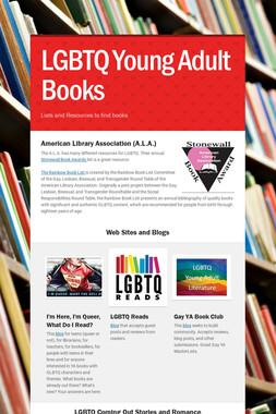 LGBTQ Young Adult Books