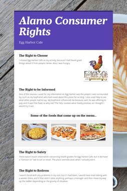 Alamo Consumer Rights