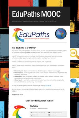 EduPaths MOOC