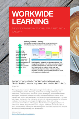 WORKWIDE LEARNING