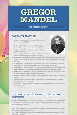 Gregor Mandel